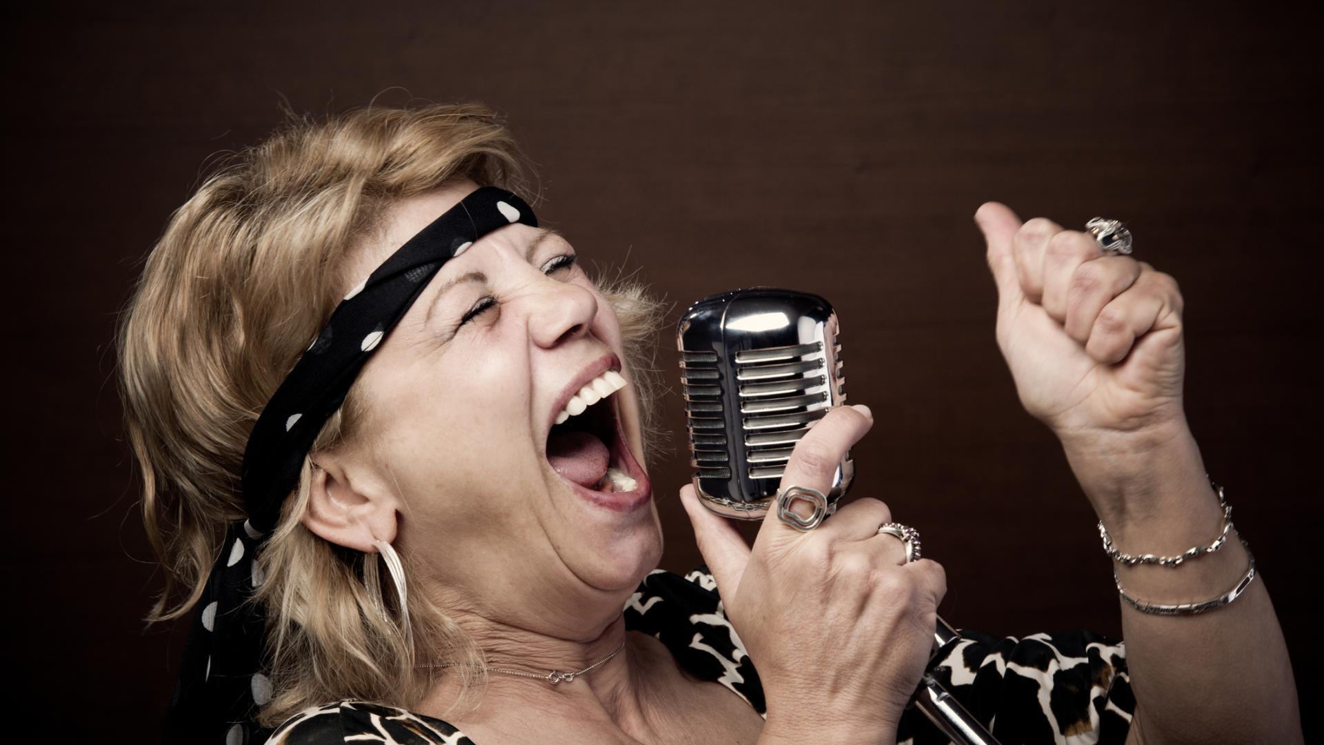 Karaoke Mutter Muttertag Frau Ideen