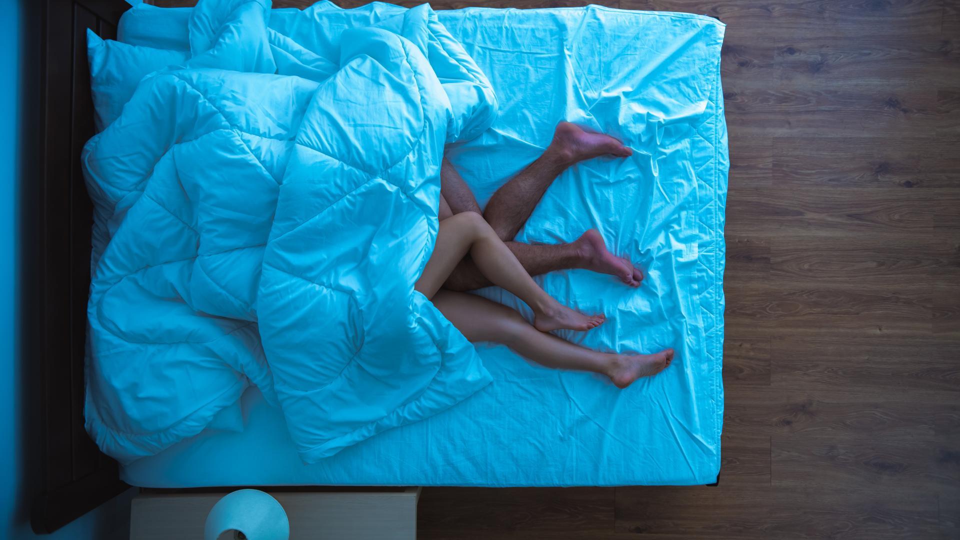 Paar Bett