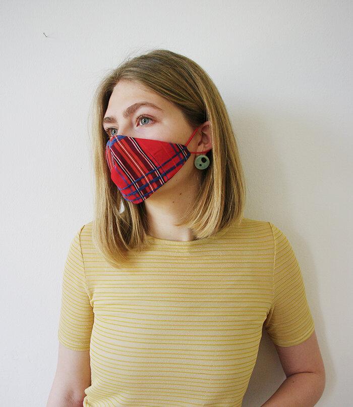 Masken reinigen