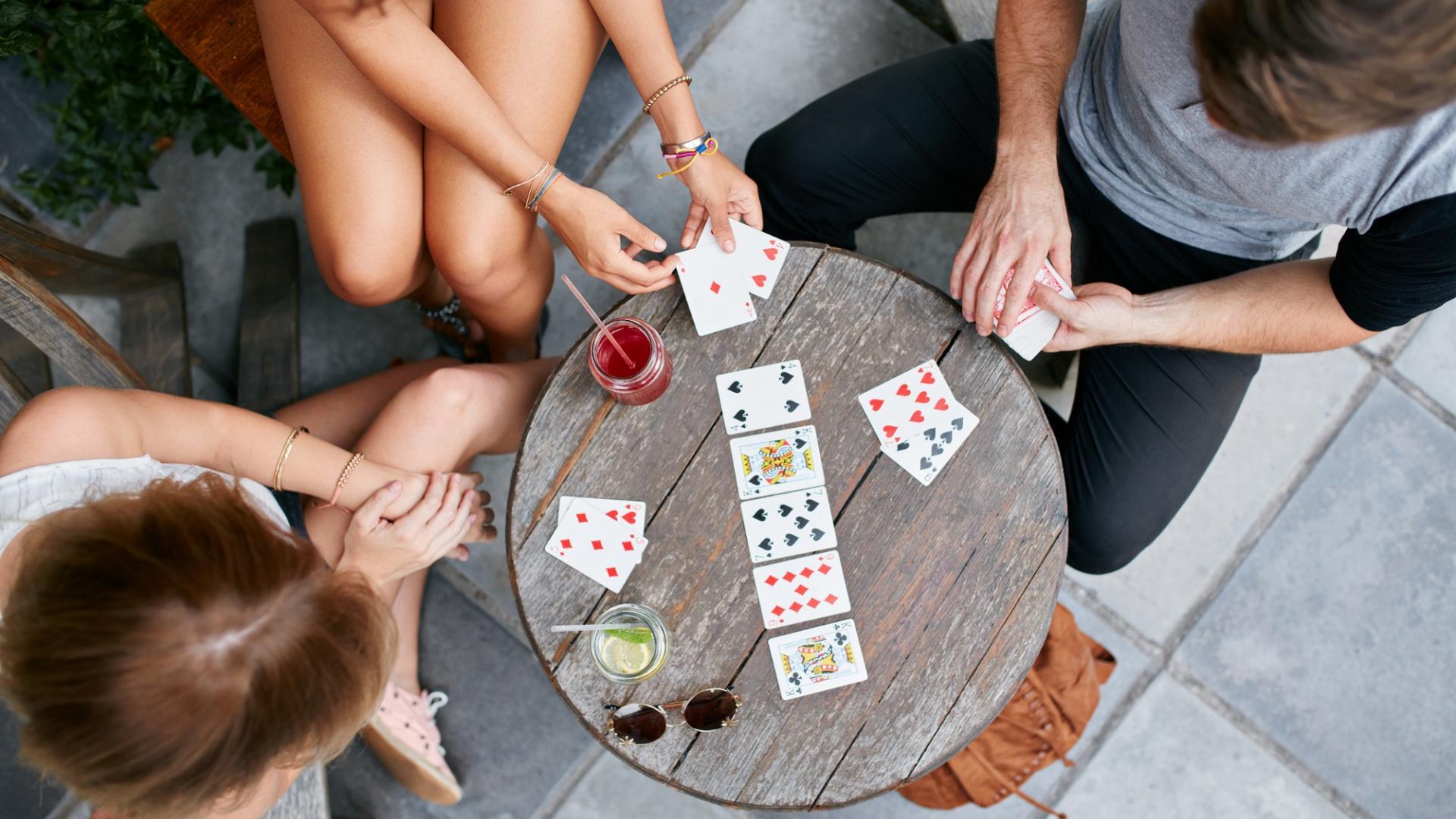 Kartenspiel Tisch Spielen