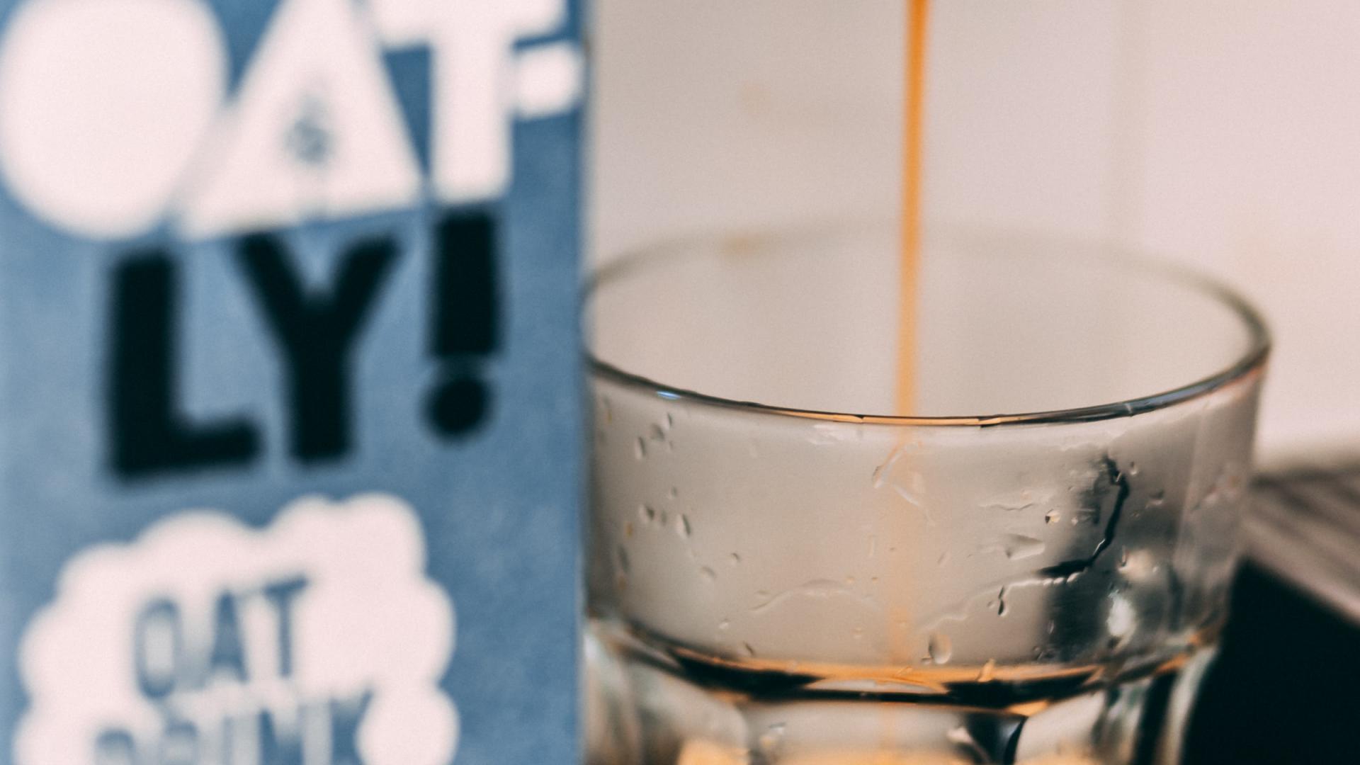 Stiftung Warentest testet Hafermilch