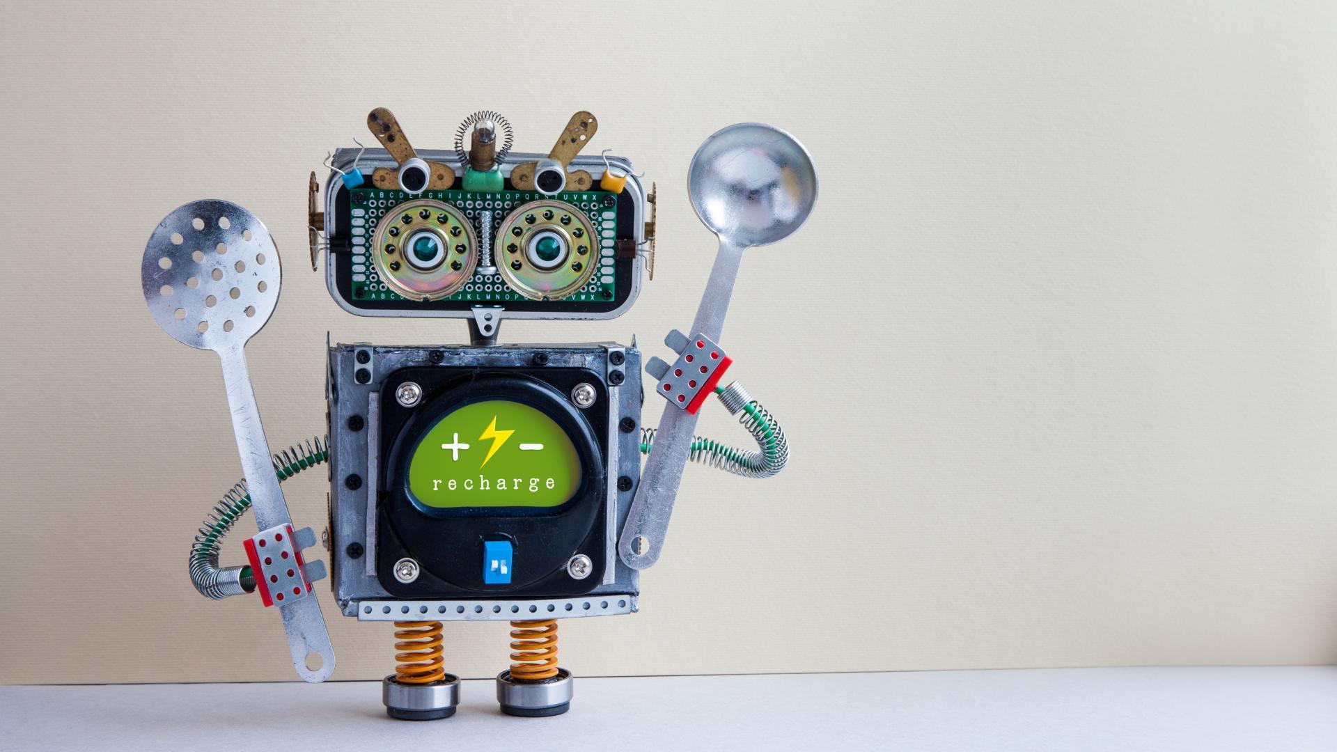 Roboter Koch