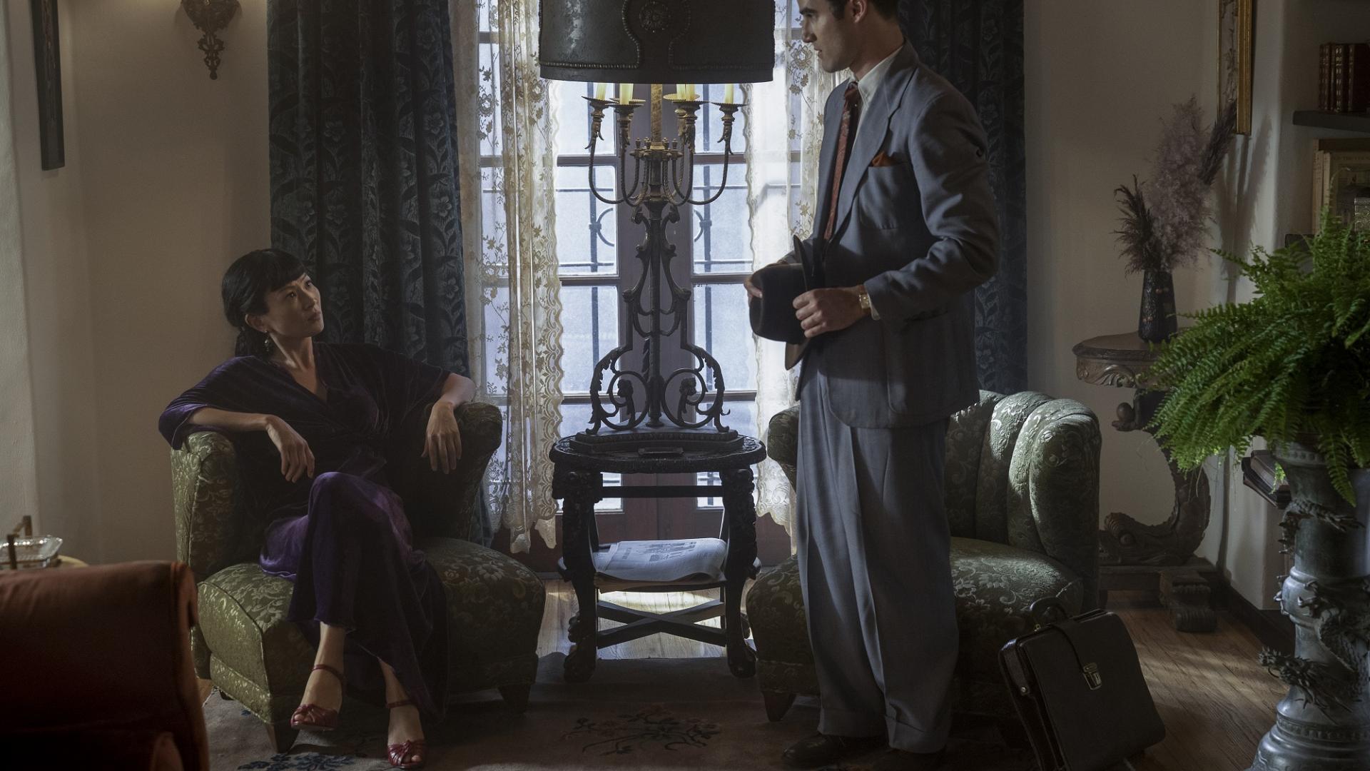 Anna May Wong Hollywood Serie Netflix