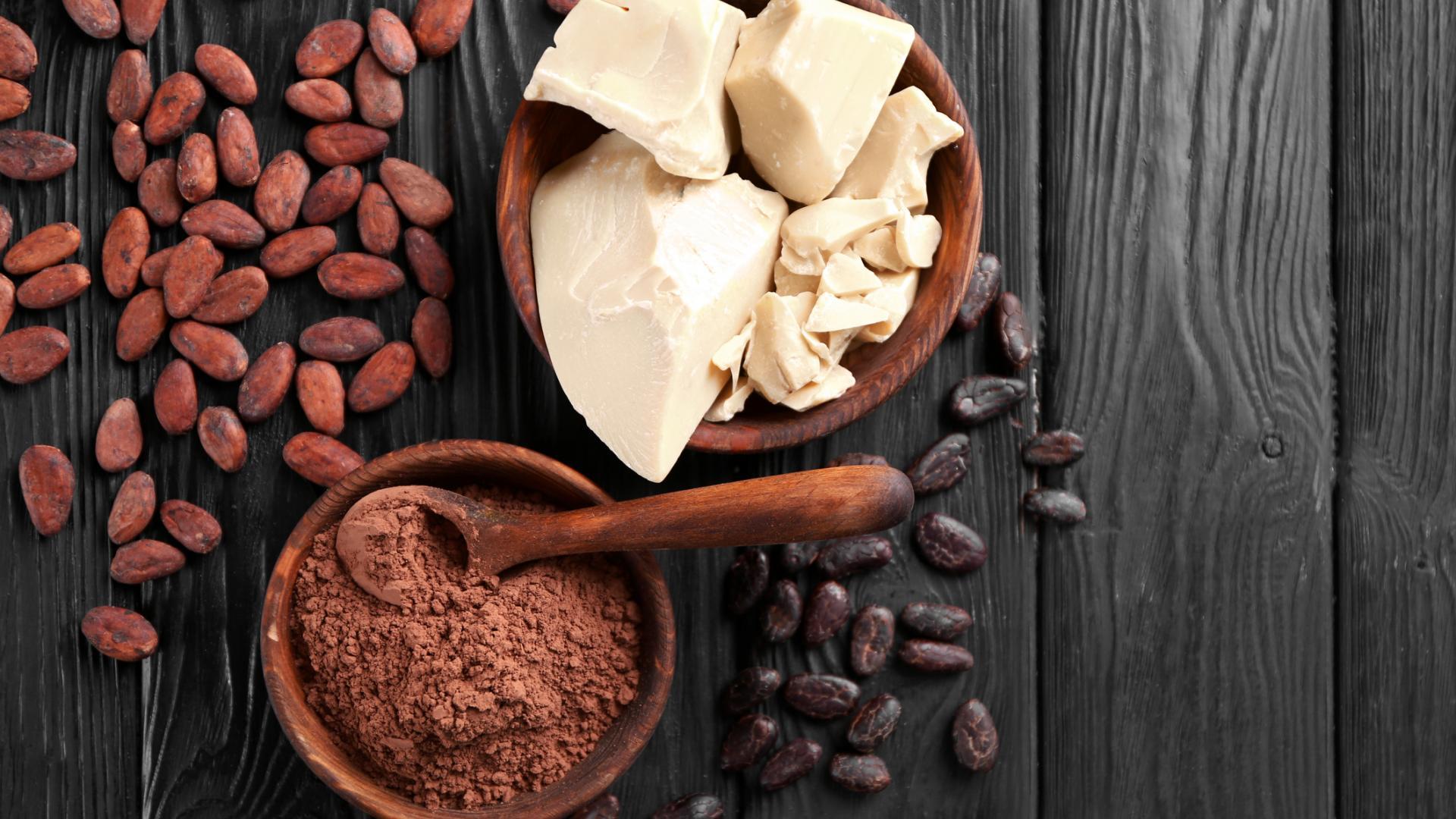 Kakaobutter schokolade essen butter kakaobohne lecker food