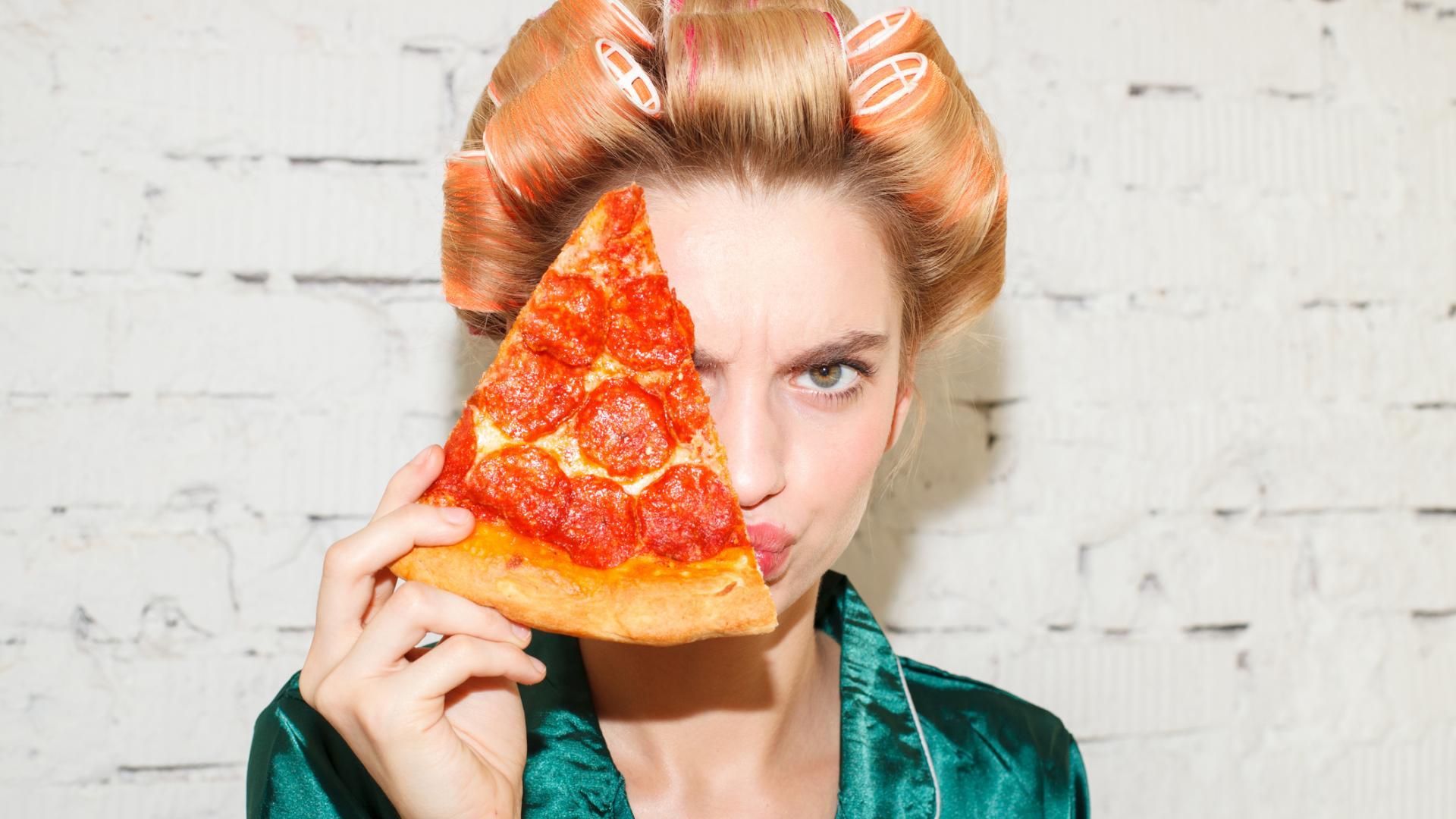 Frau Pizza