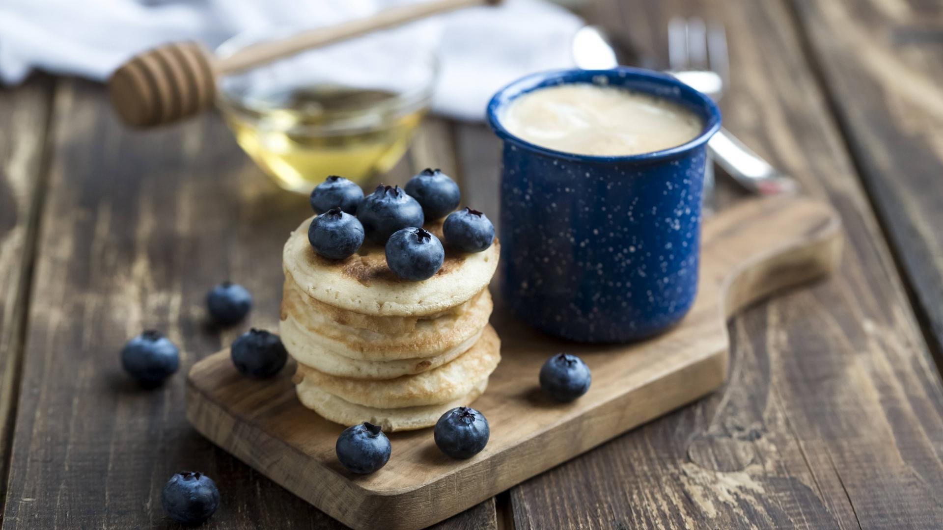 gesunde pancake cereals