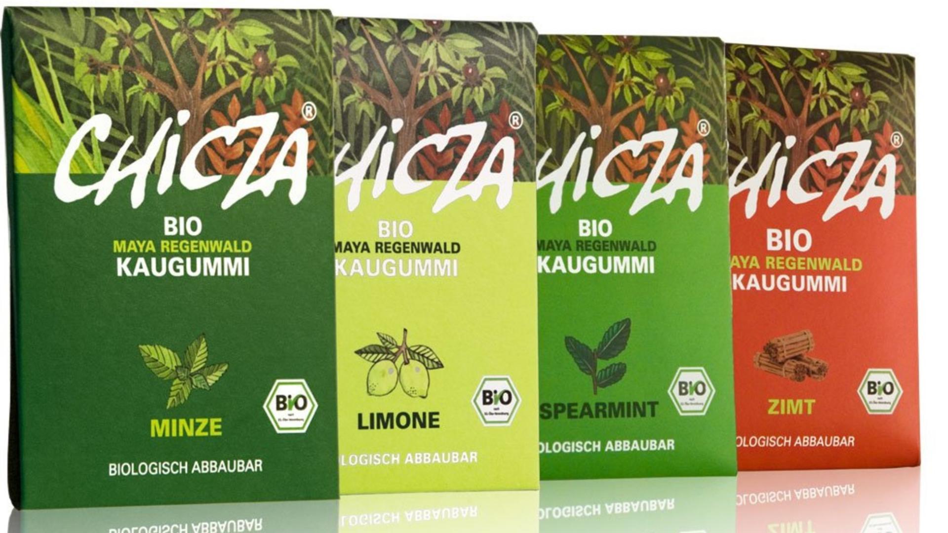 Chicza: Das mexikanische Produkt setzt sich für den Erhalt des Regenwaldes ein.