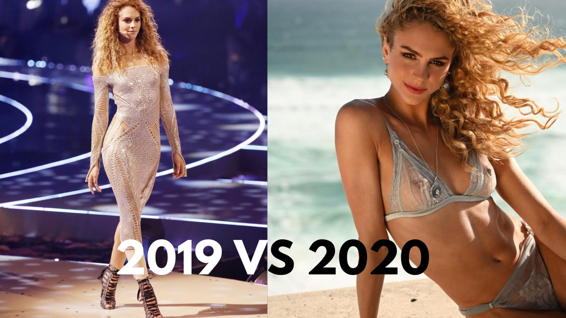GNTM Simone Kowalski Kandidatin 2019 und 2020