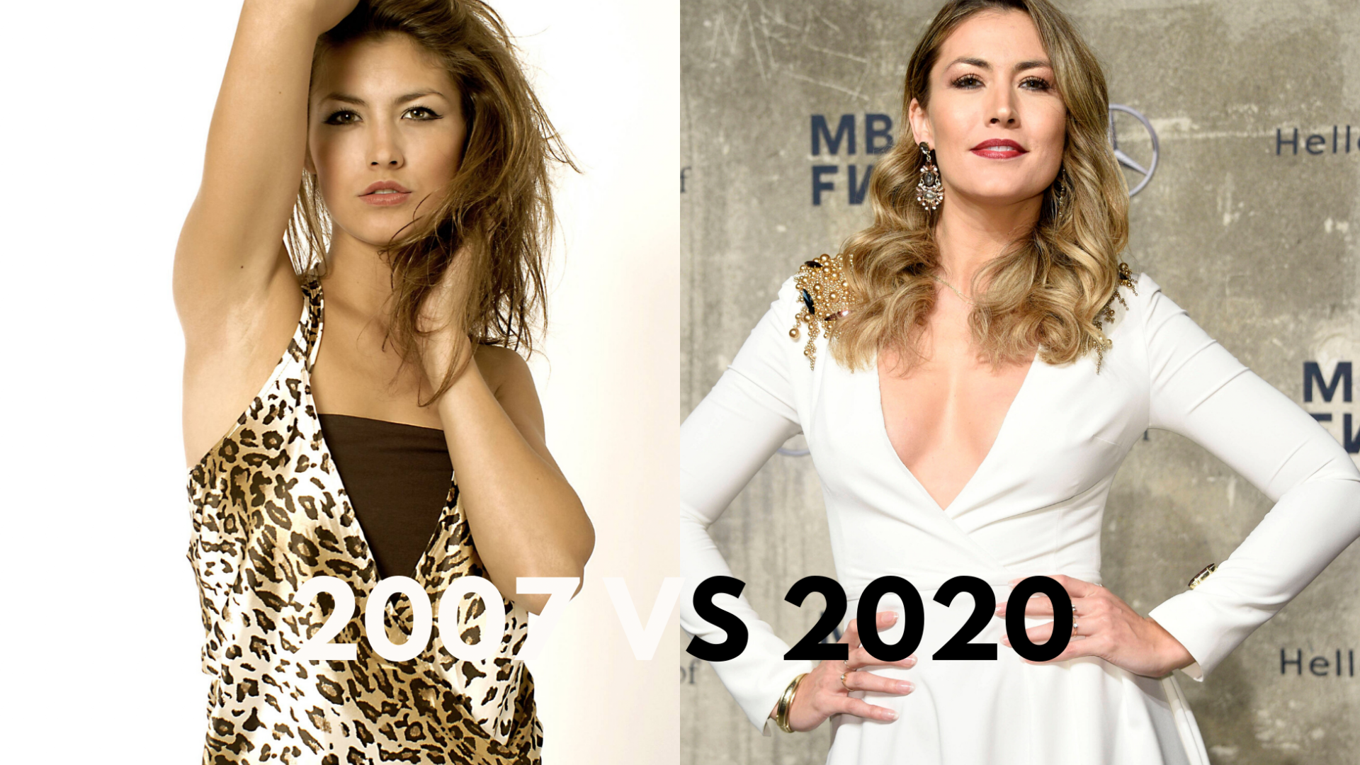 Fiona Erdmann GNTM 2007 und 2020