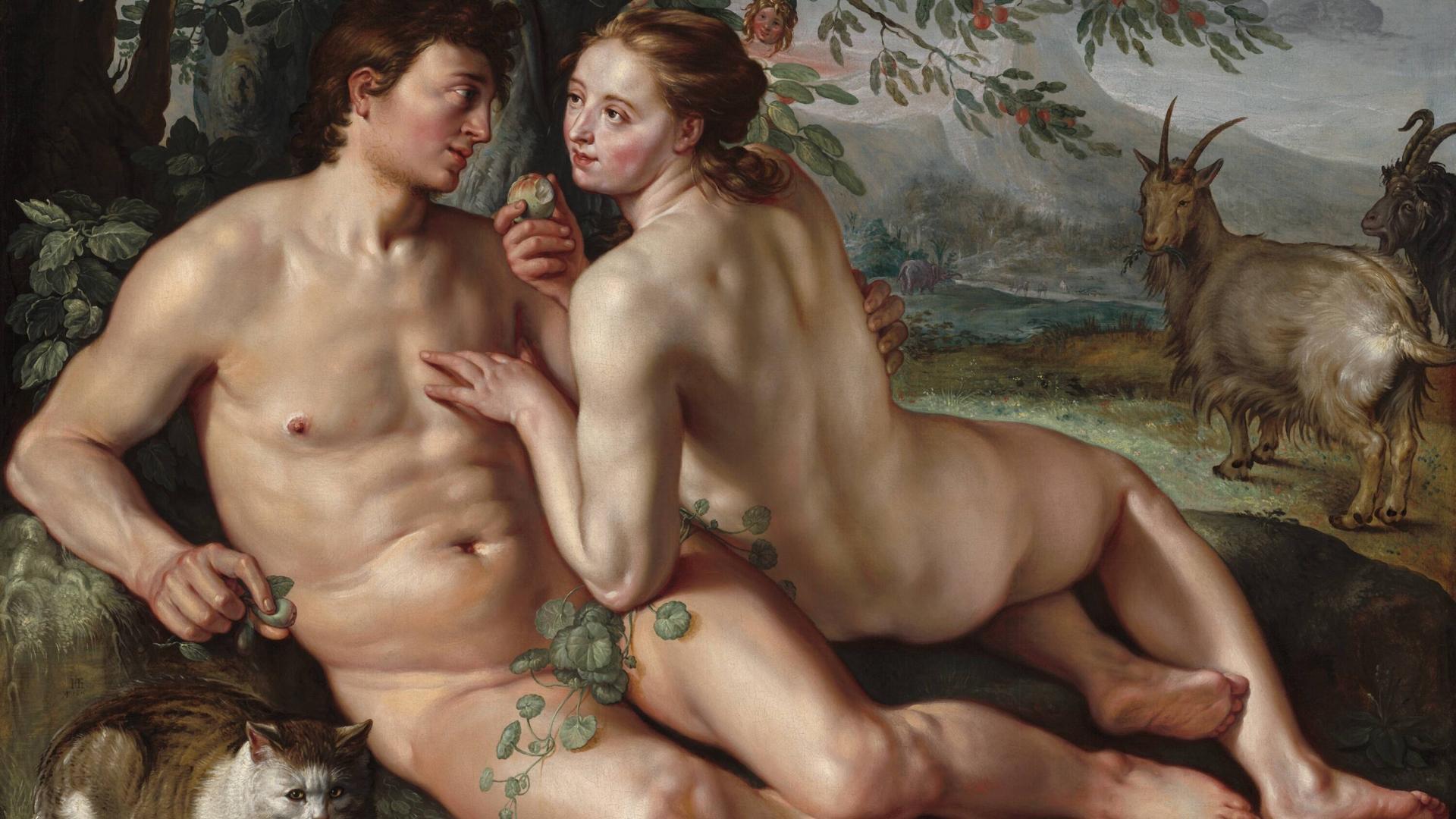 Der Sündenfall bei Adam und Eva war der erste Test der Götter.