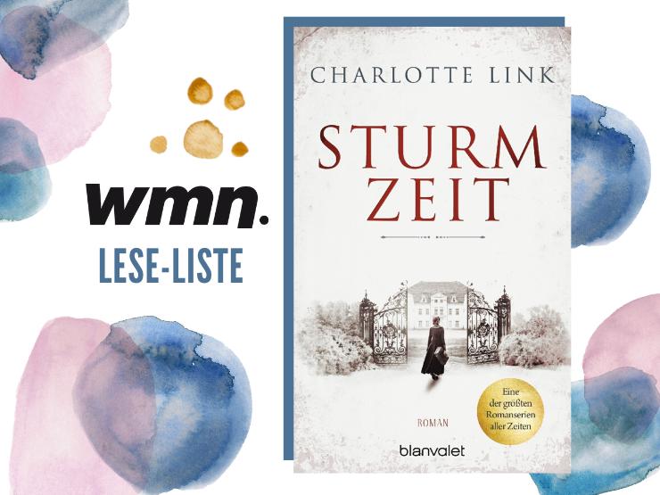 Bücher für Frauen Sturmzeit Charlotte Link