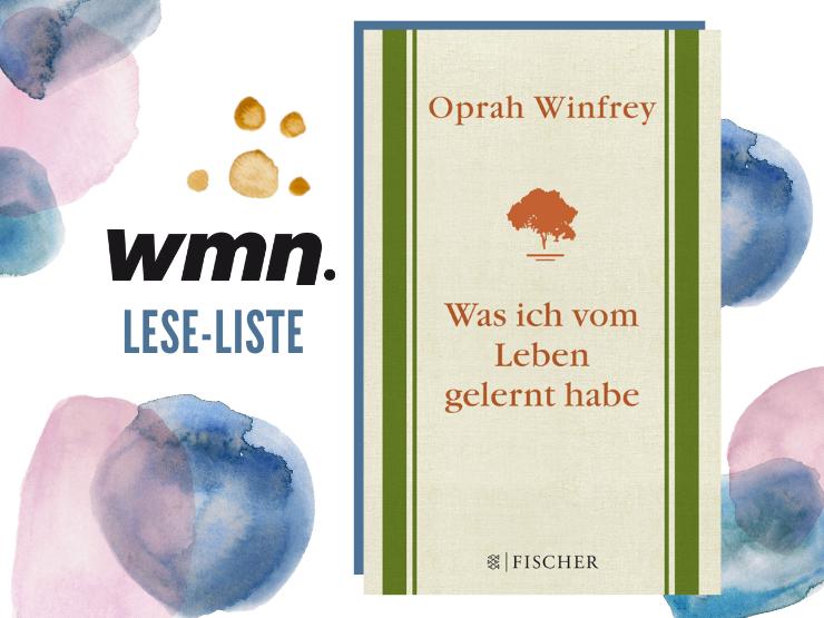Oprah Winfrey was ich vom Leben gelernt habe Buch frauen