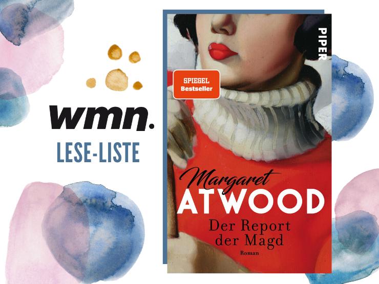 Report der Magd Margaret Atwood Buch für Frauen