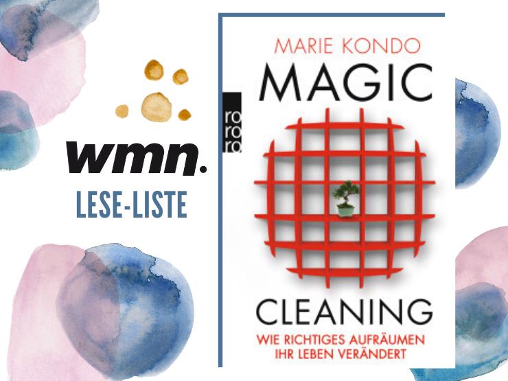 Magic Cleaning marie Kondo Buch Minimalismus