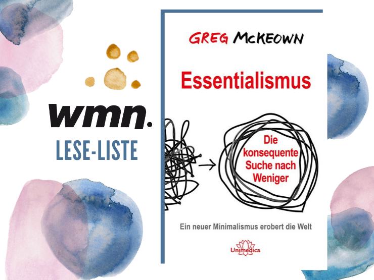 Essentialismus Greg McKeown Buch Minimalismus