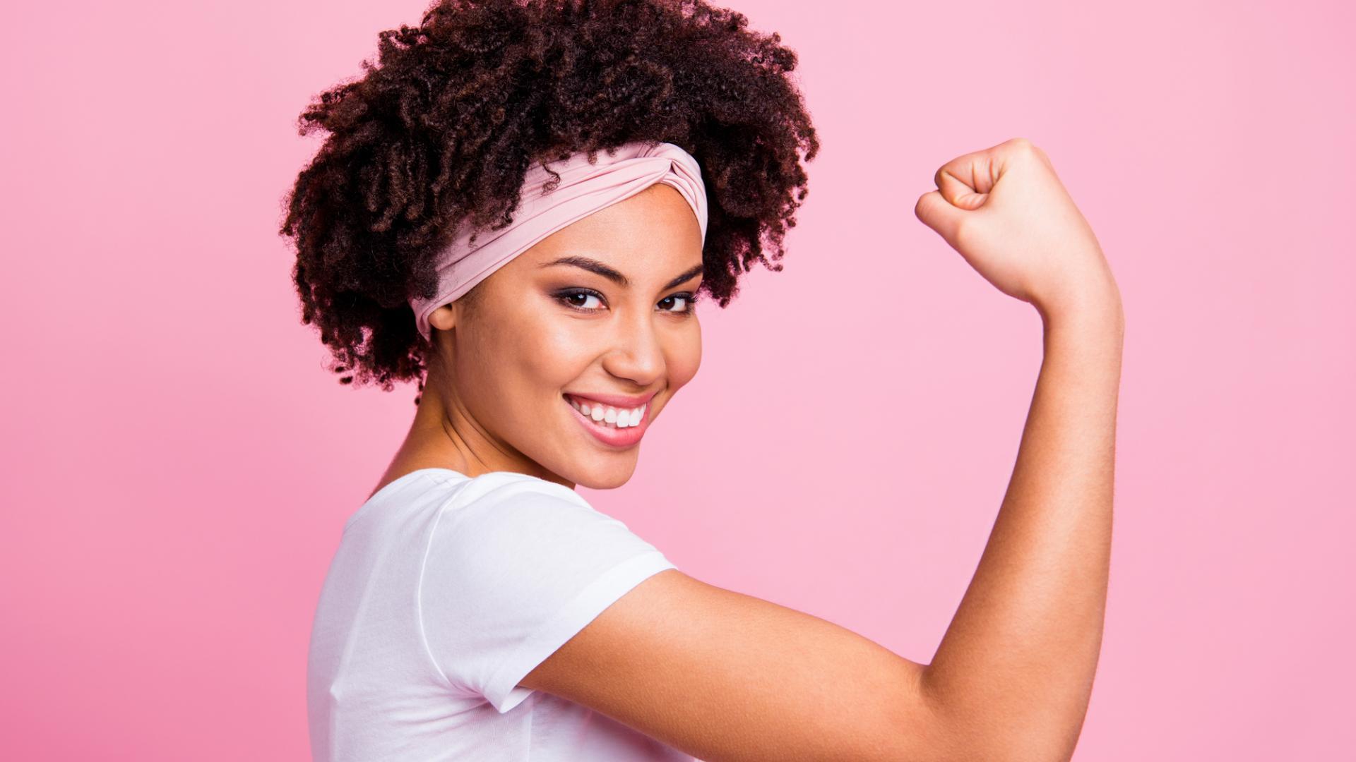 Mit Gedankenkraft Muskeln aufbauen