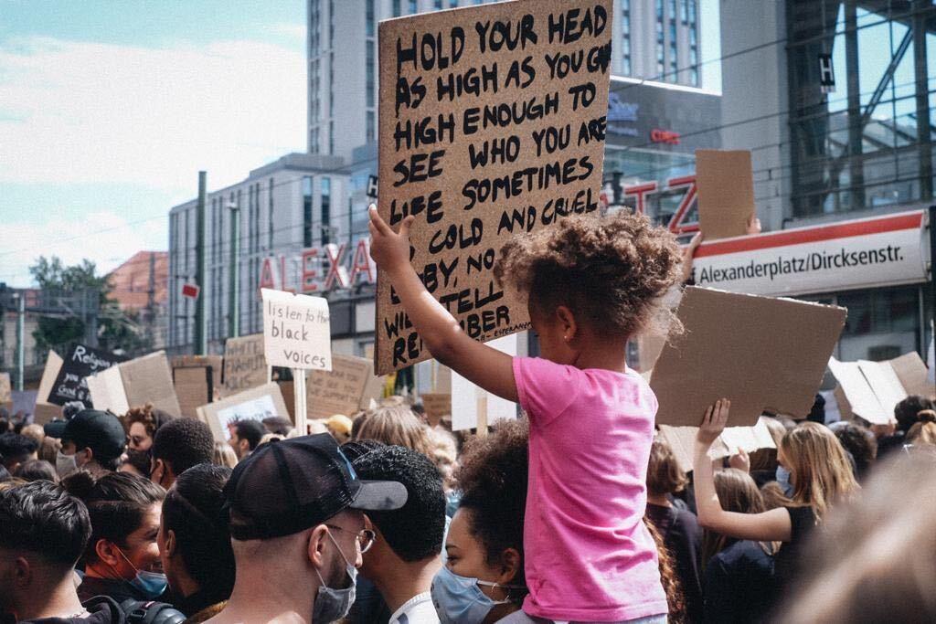 Schwarze Proteste