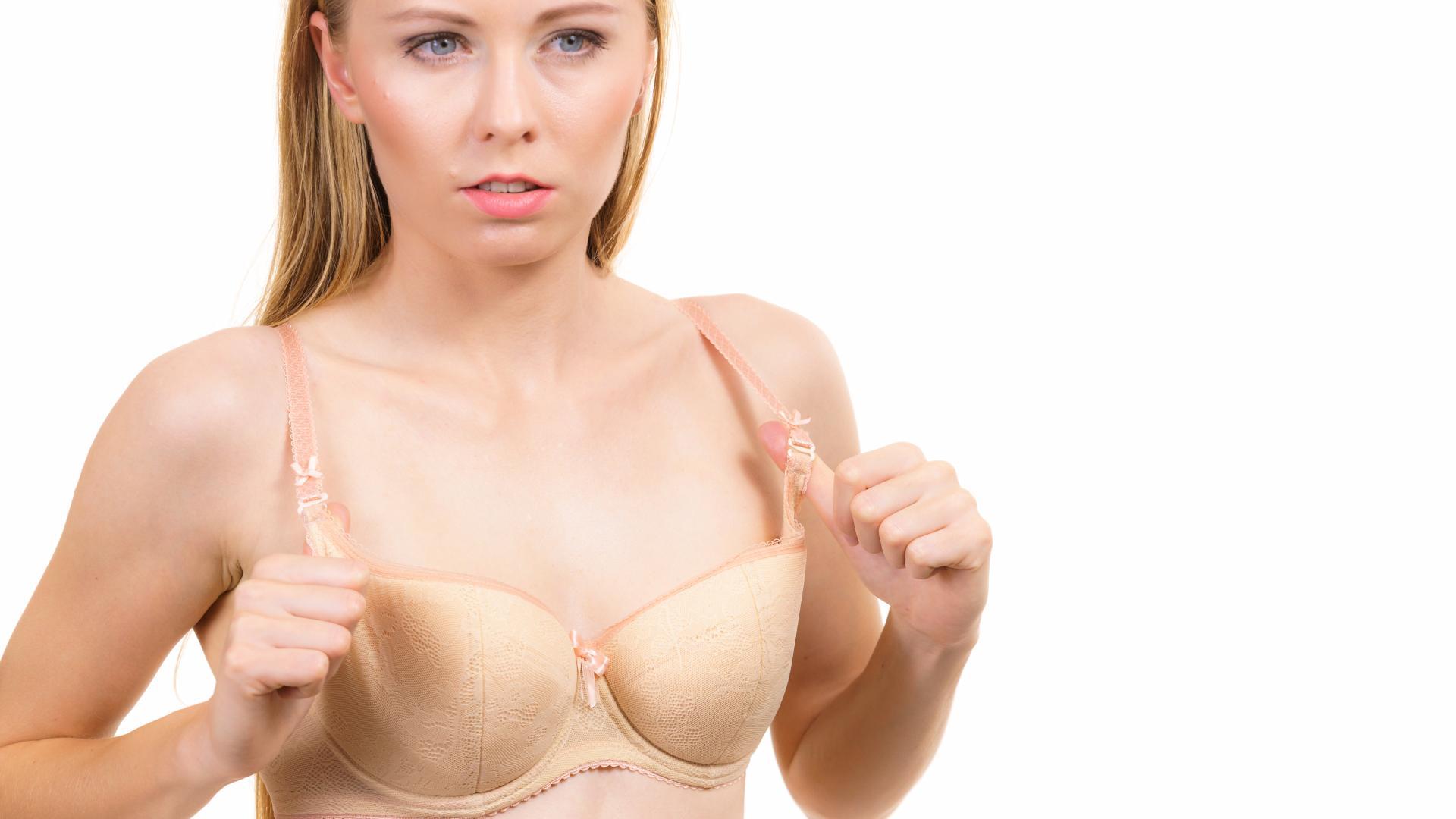 Brustvergrößerung ohne OP nicht sinnvoll