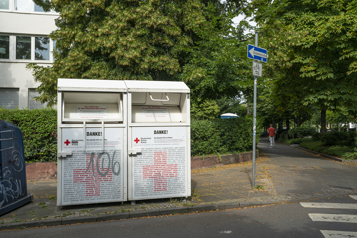 Textilien recyceln, Recycling, Kleidung, Billigmode