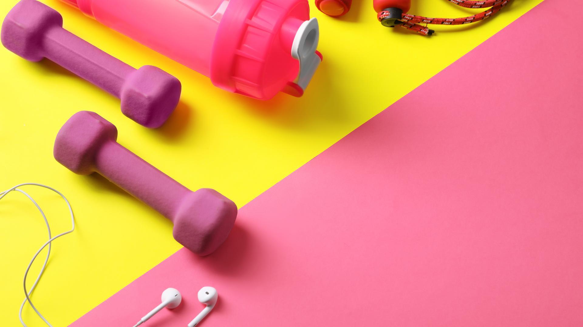 Gewichte Sport
