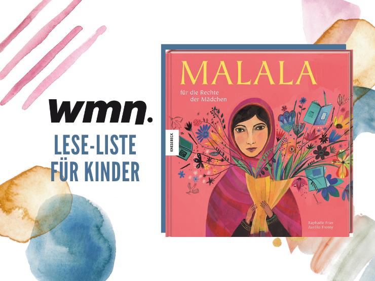 Malala Bücher für Mädchen