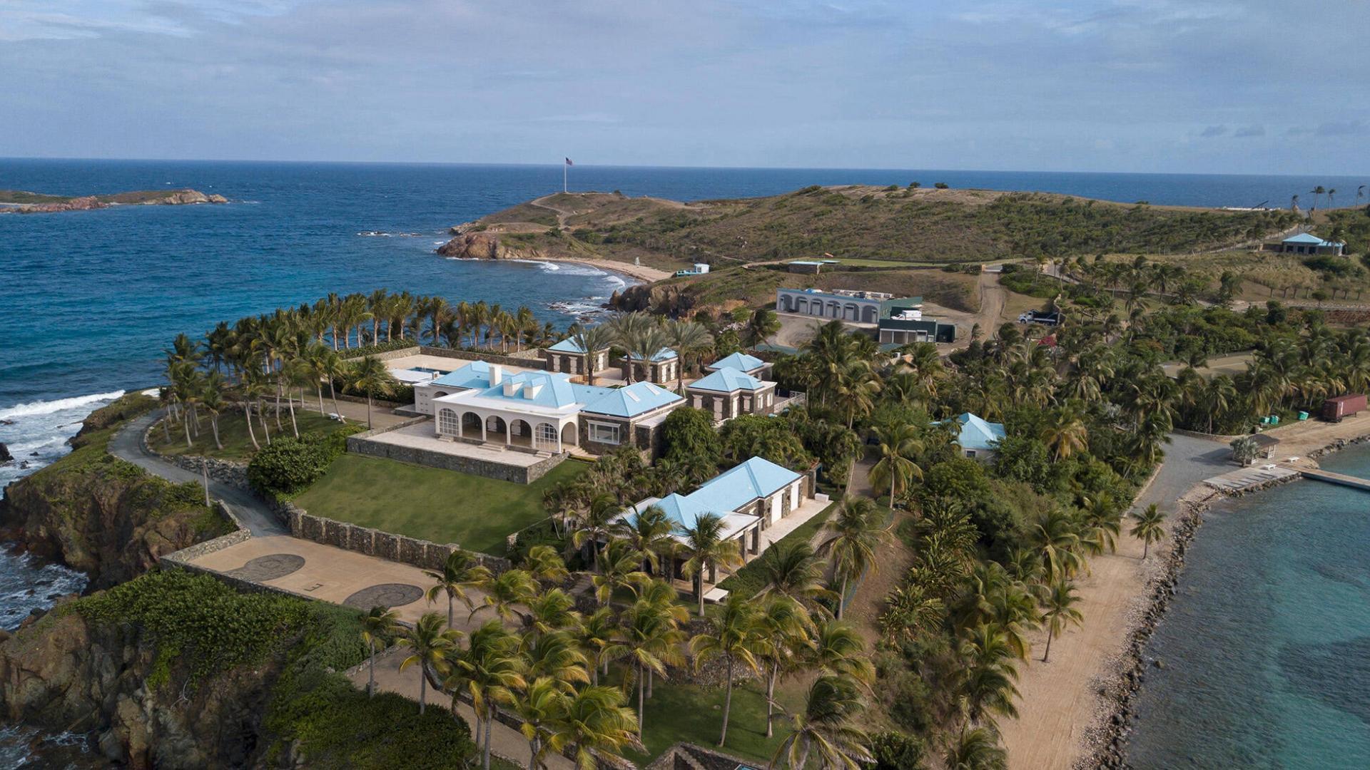 Jeffrey Epsteins Insel