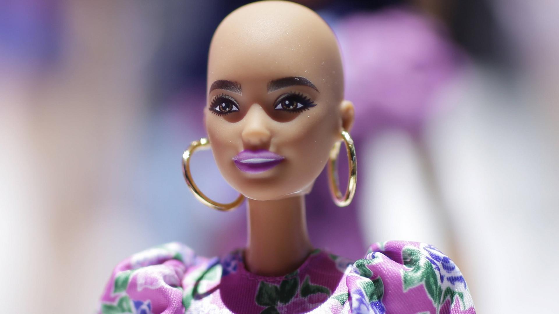 neue Barbie