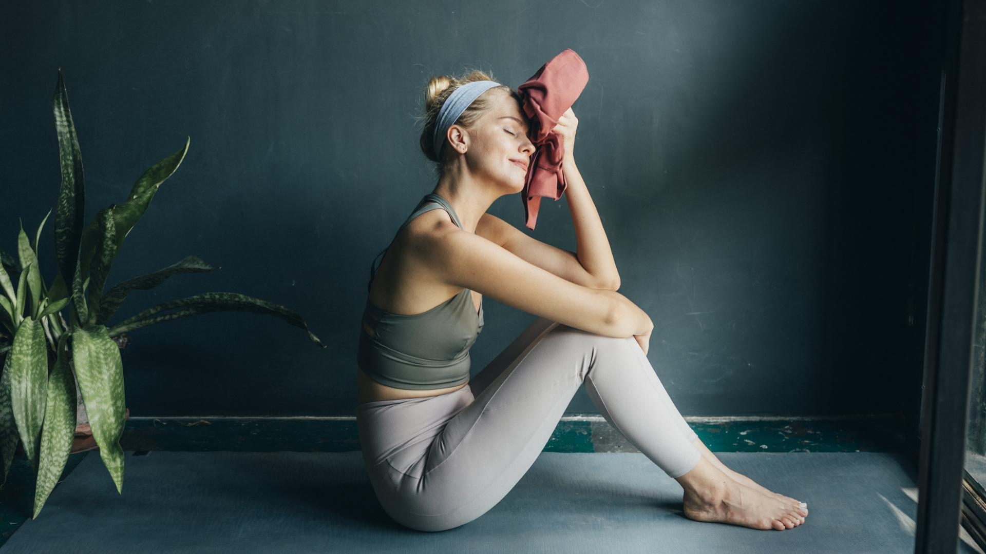 Frau Pilates