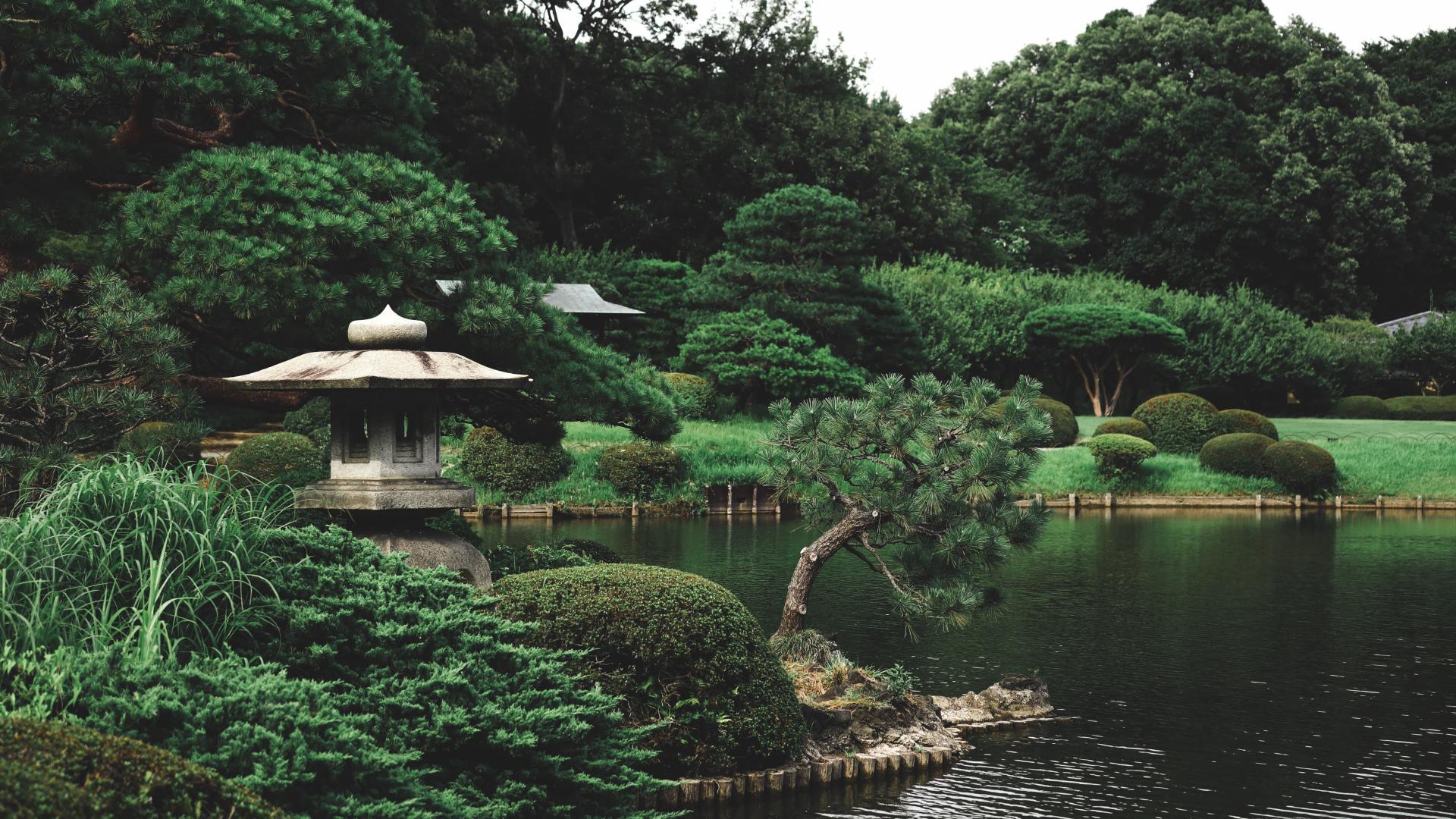 Zen-Garten, Japan, Meditation