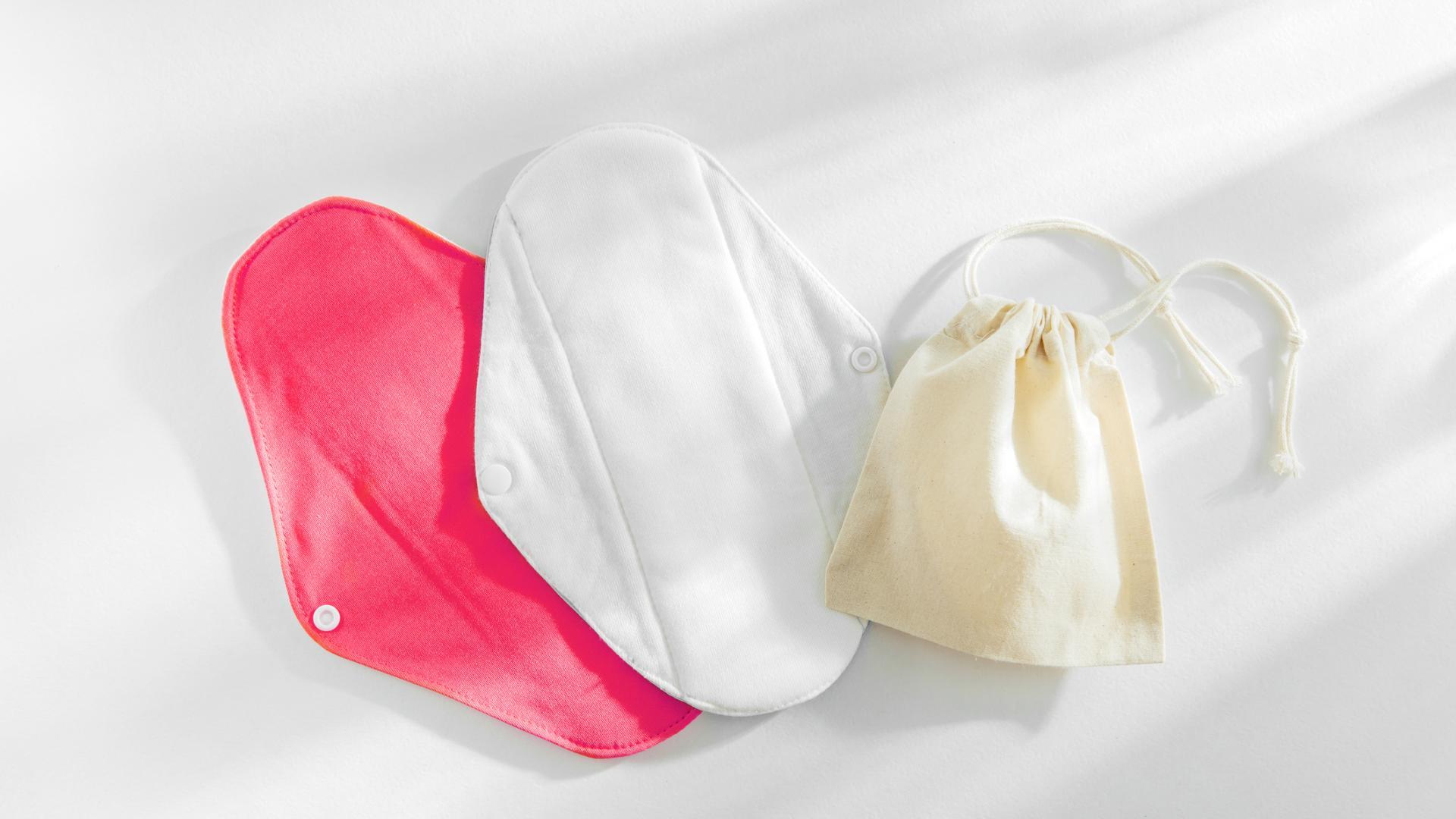 stoff binde zero waste periode menstruation tampon alternative