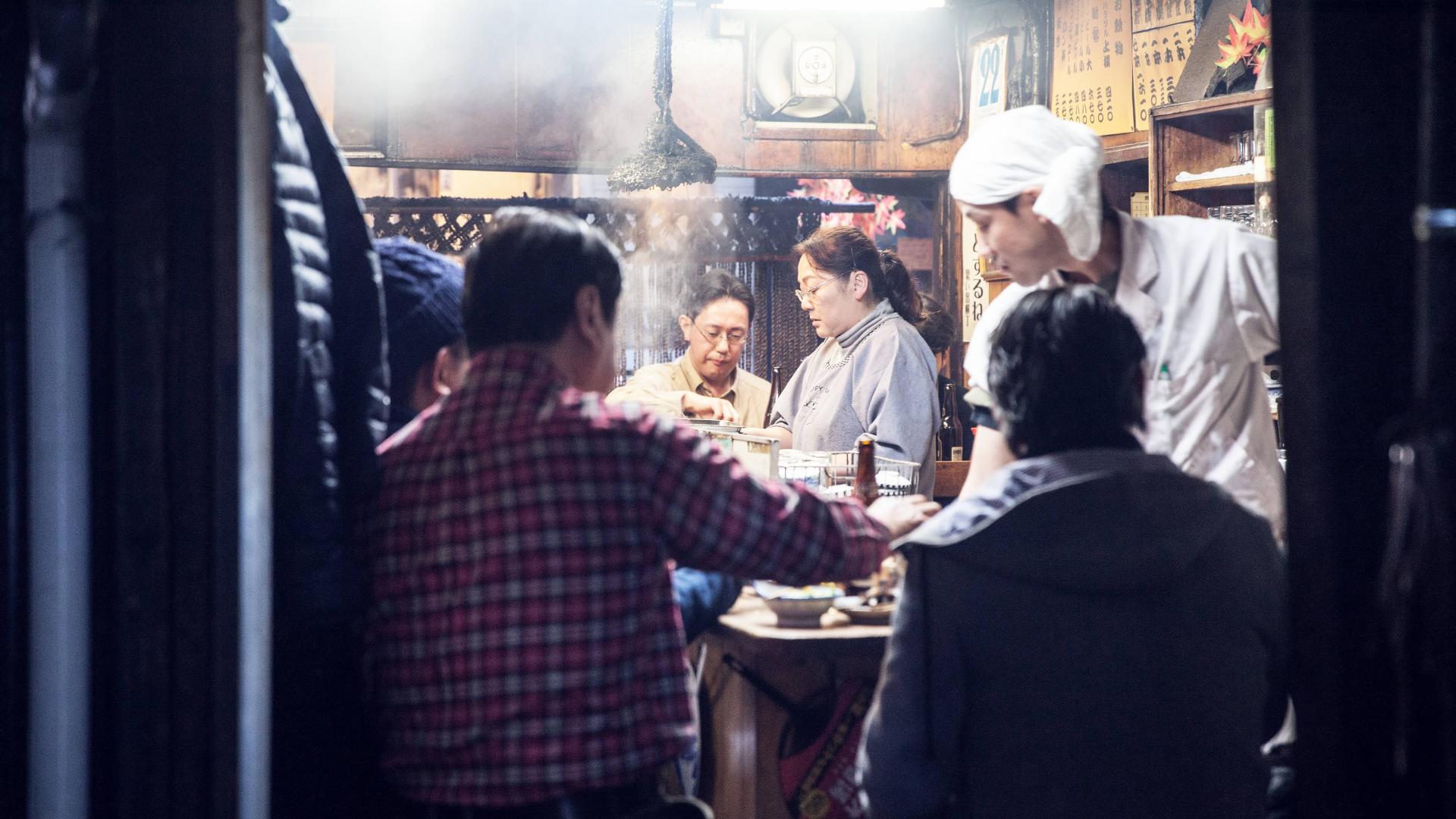 Abendessen, Mahlzeit, Japan, Japaner, japanisches Restaurant, japanische Küche.