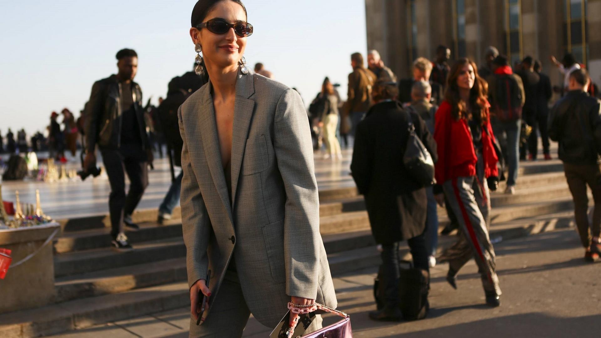 Mode der 80er Jahre Taschen 80s Look Fashion week