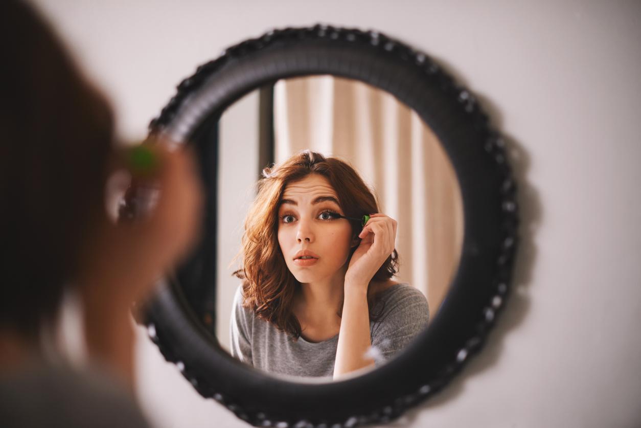 Make Up hält nicht