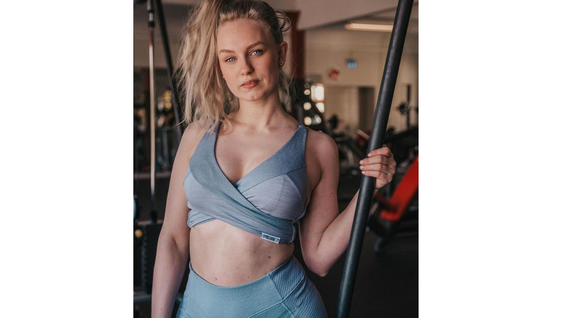 Carina Møller-Mikkelsen, Fitness, Curvy, Curvymodel, Model