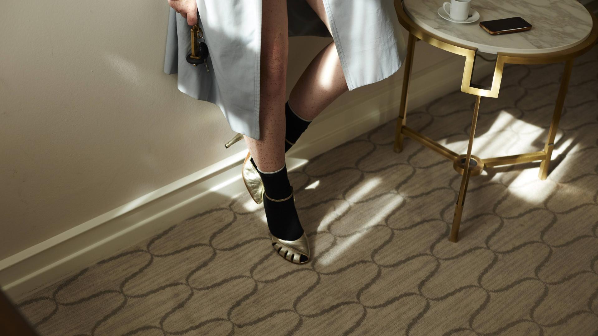 Frau High Heels