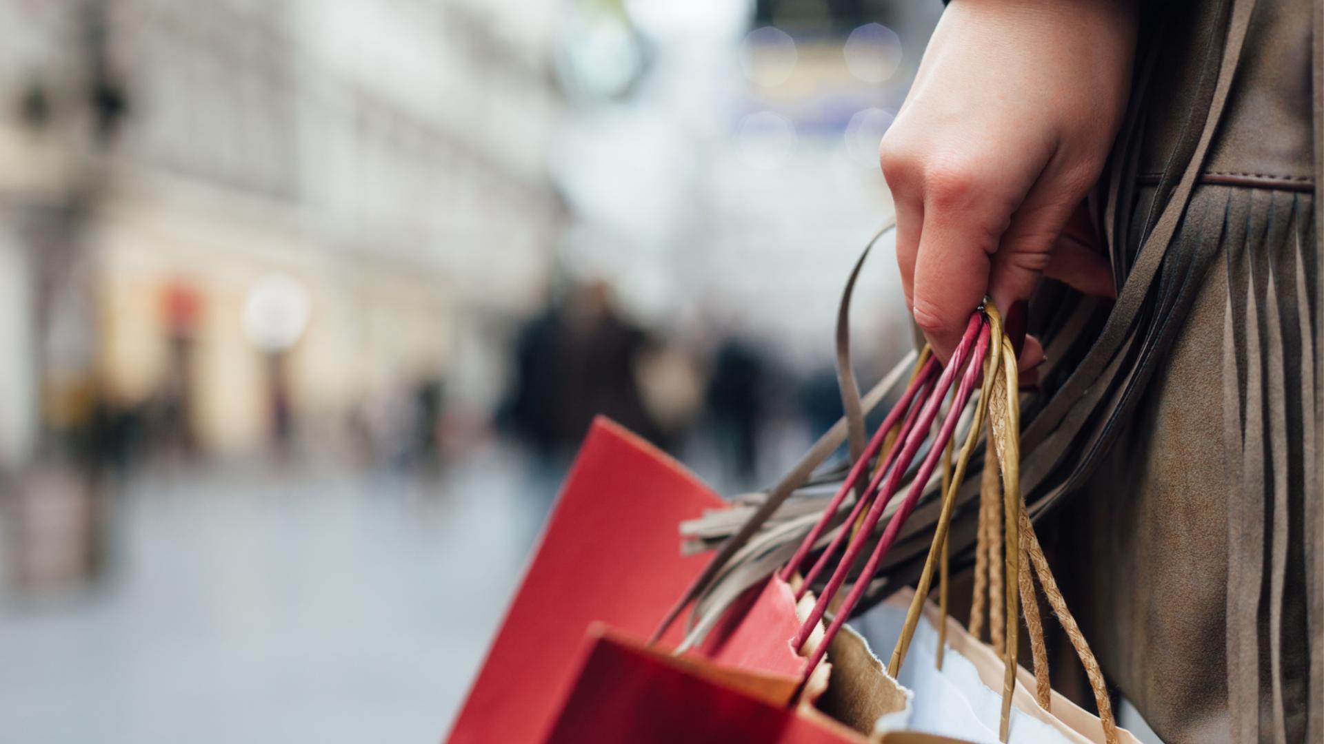 Frauen im Einzelhandel
