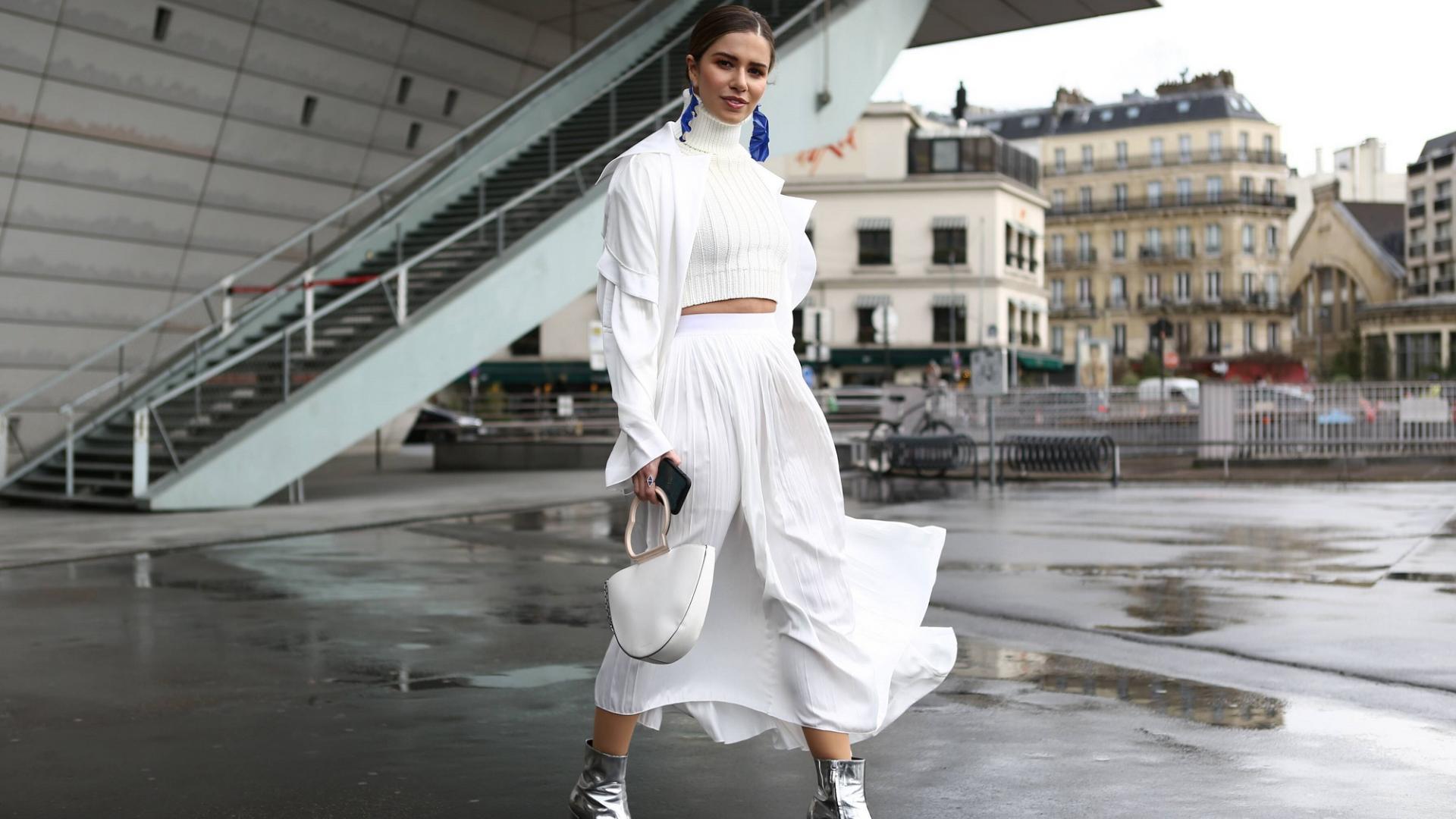 Midi-Rock, Sommerröcke, Fashion