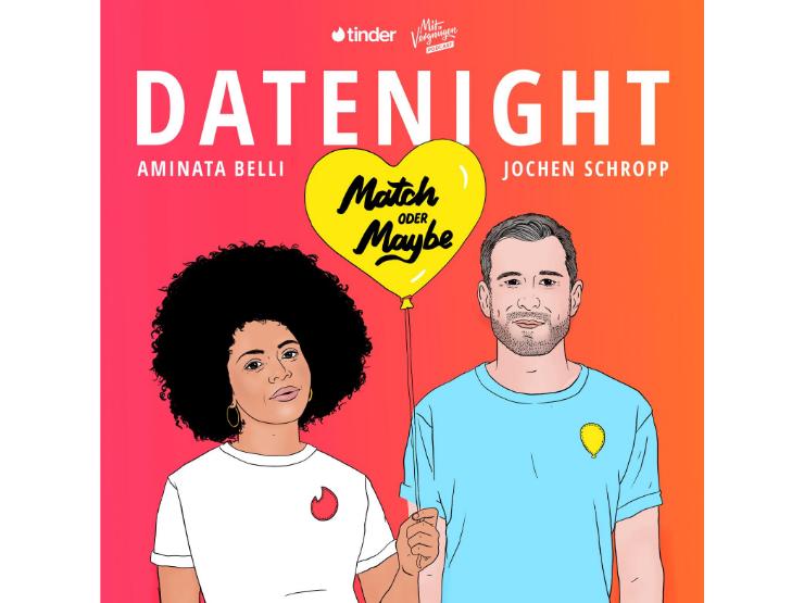 tinder podcast datenight