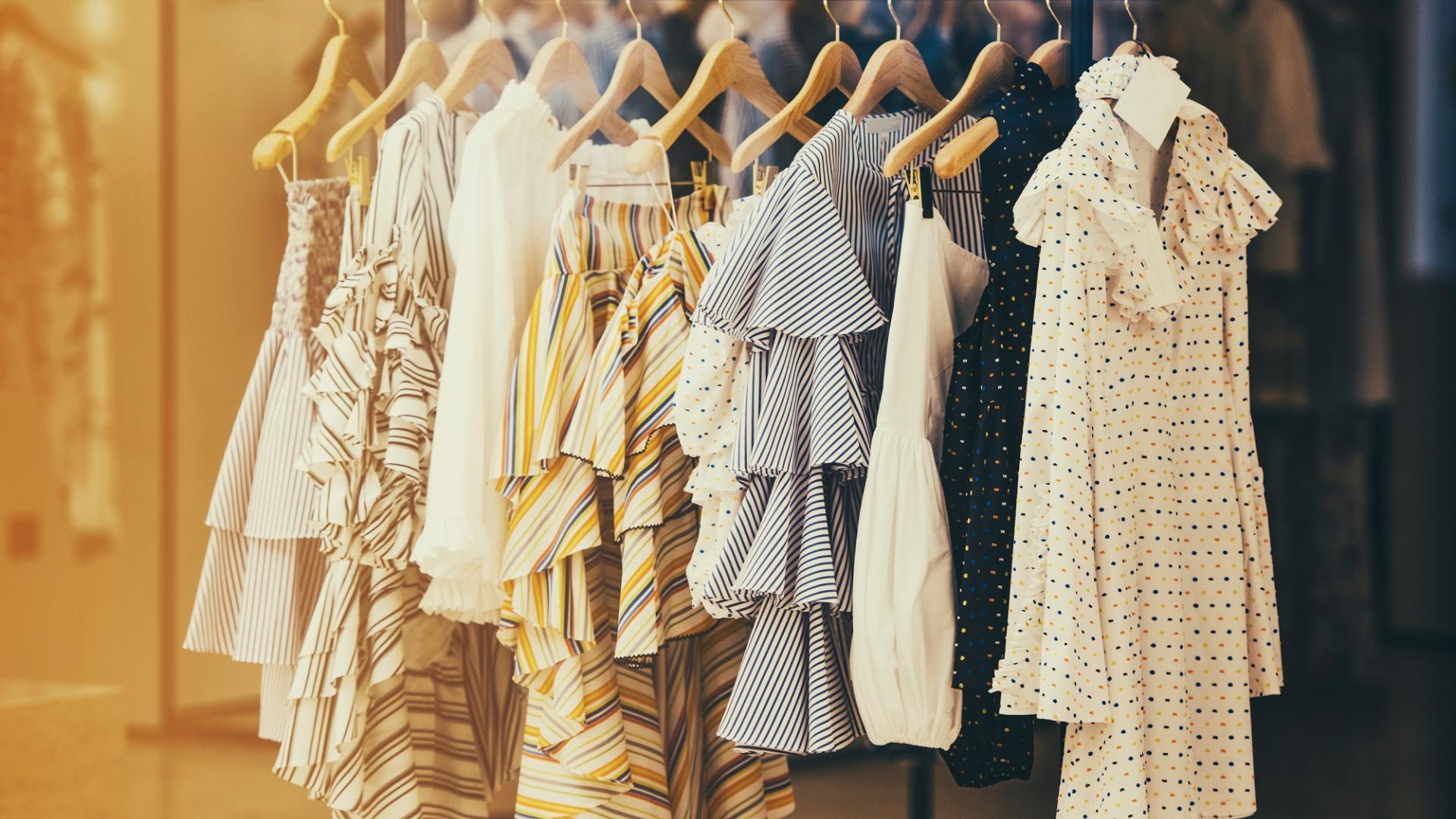 Kleider, Stange, Marken, Mode