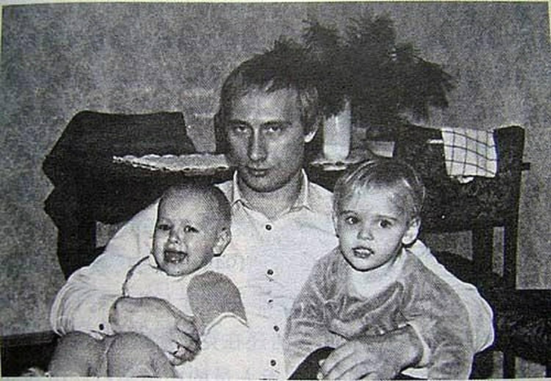Putin Töchter