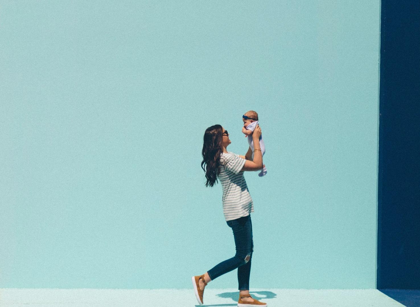 Leben als Mama