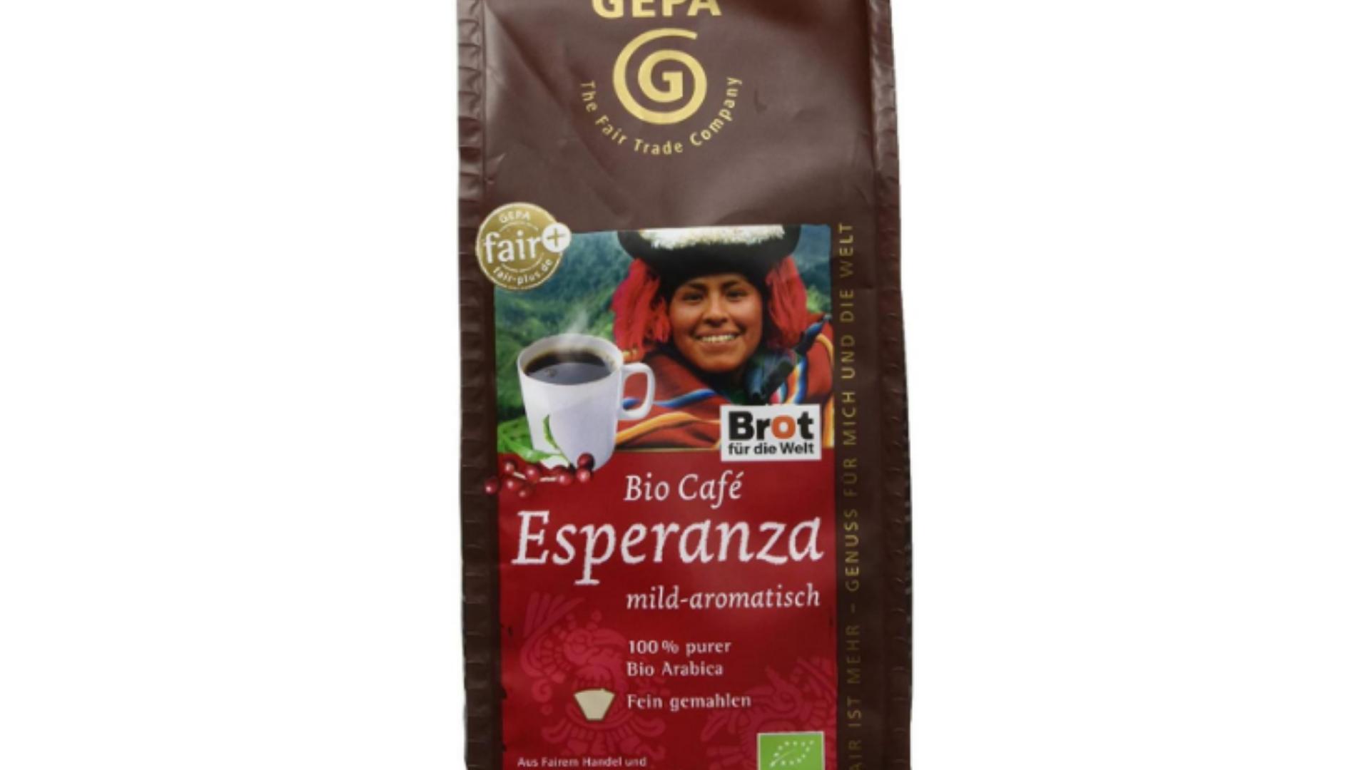 Kaffee GEPA