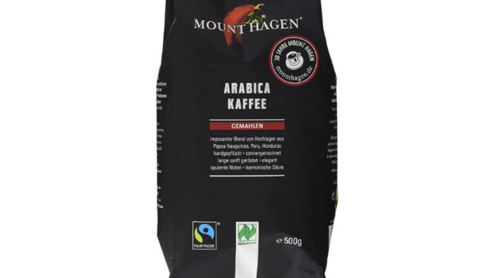 Kaffee Mount Hagen