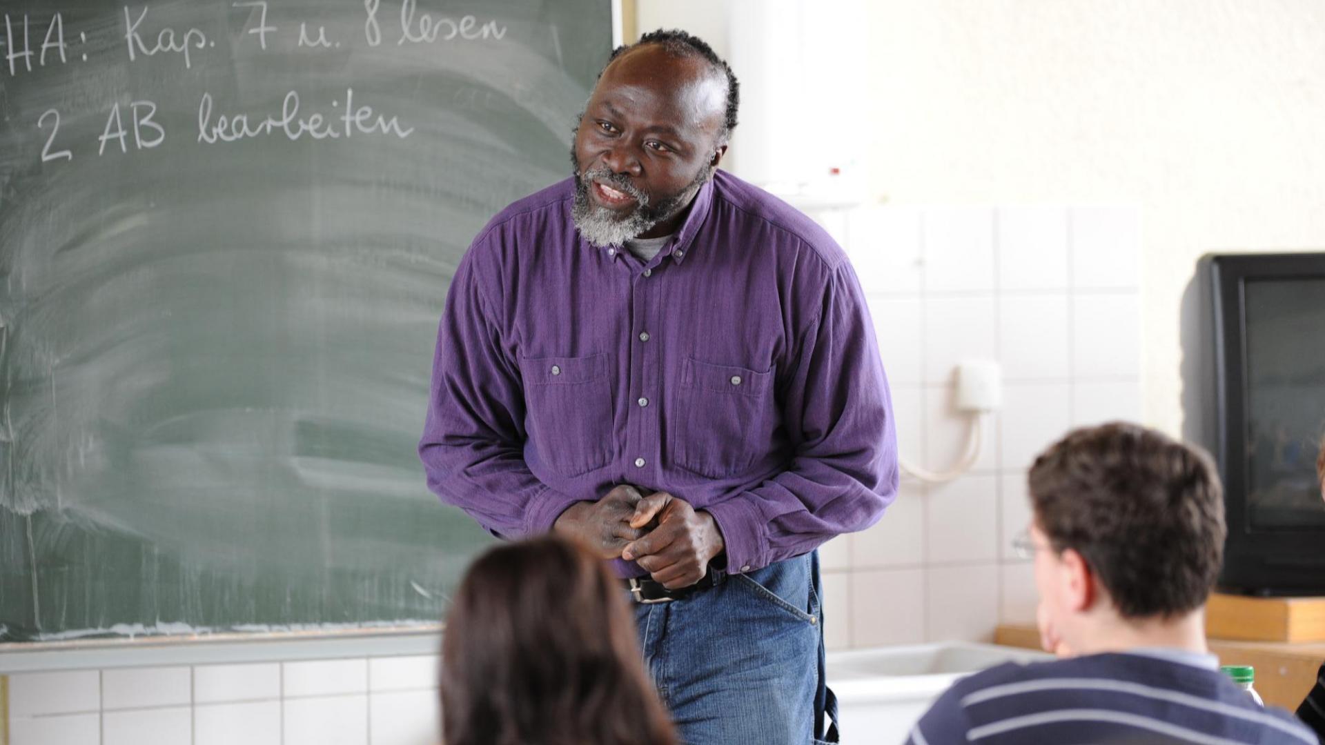 Lehrer mit Migratiosnhintergrund