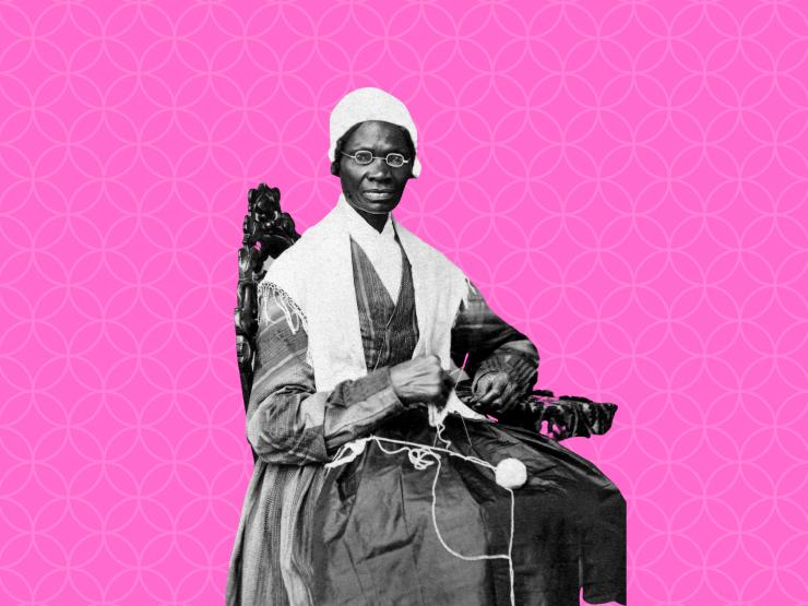 Frauenrechtlerinnen, Feminismus, Sojourner Truth, Afroamerikanische Frauenrechtlerin