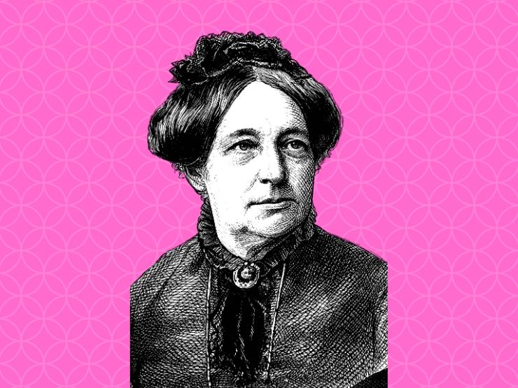Frauenrechtlerinnen, Feminismus, Geschichte, Louise Otto Peters