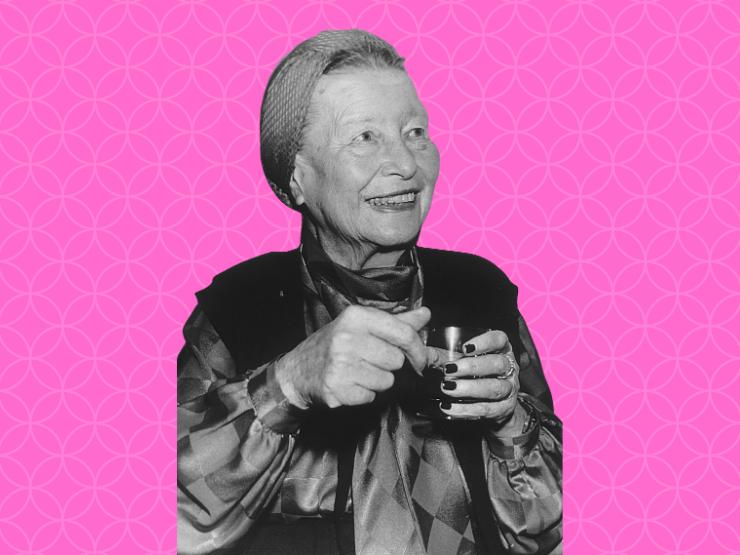 Frauenrechtlerinnen, Feminismus, Simone de Beauvoir, Geschichte