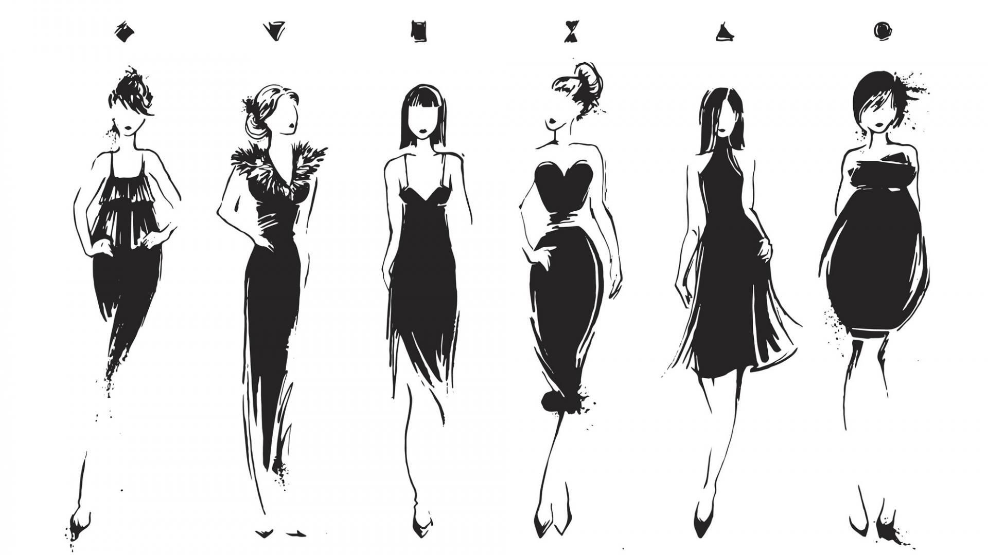Frauen, Körperform