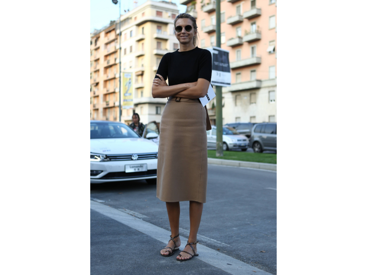 Bewerbungsgespräch Outfits, Pencil Skirt