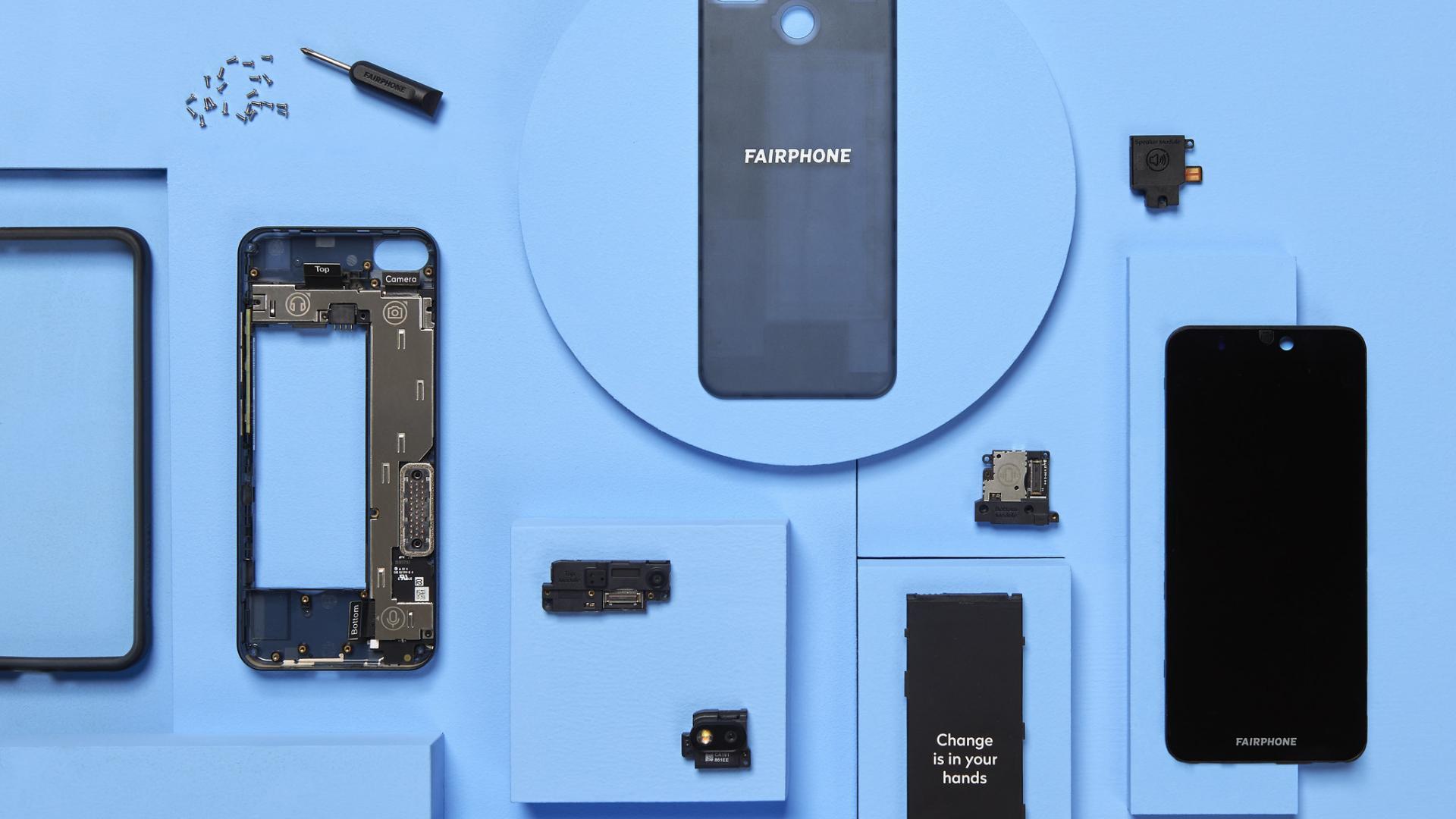 fairphone 3+ nachhaltige smartphones handys